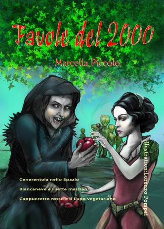 copertina Favole del 200.verde
